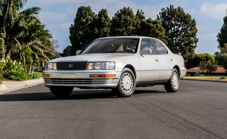 Cadillac sts vs bmw 740il vs lexus ls400 luxury japan style revisiting the original lexus ls400 publicscrutiny Gallery