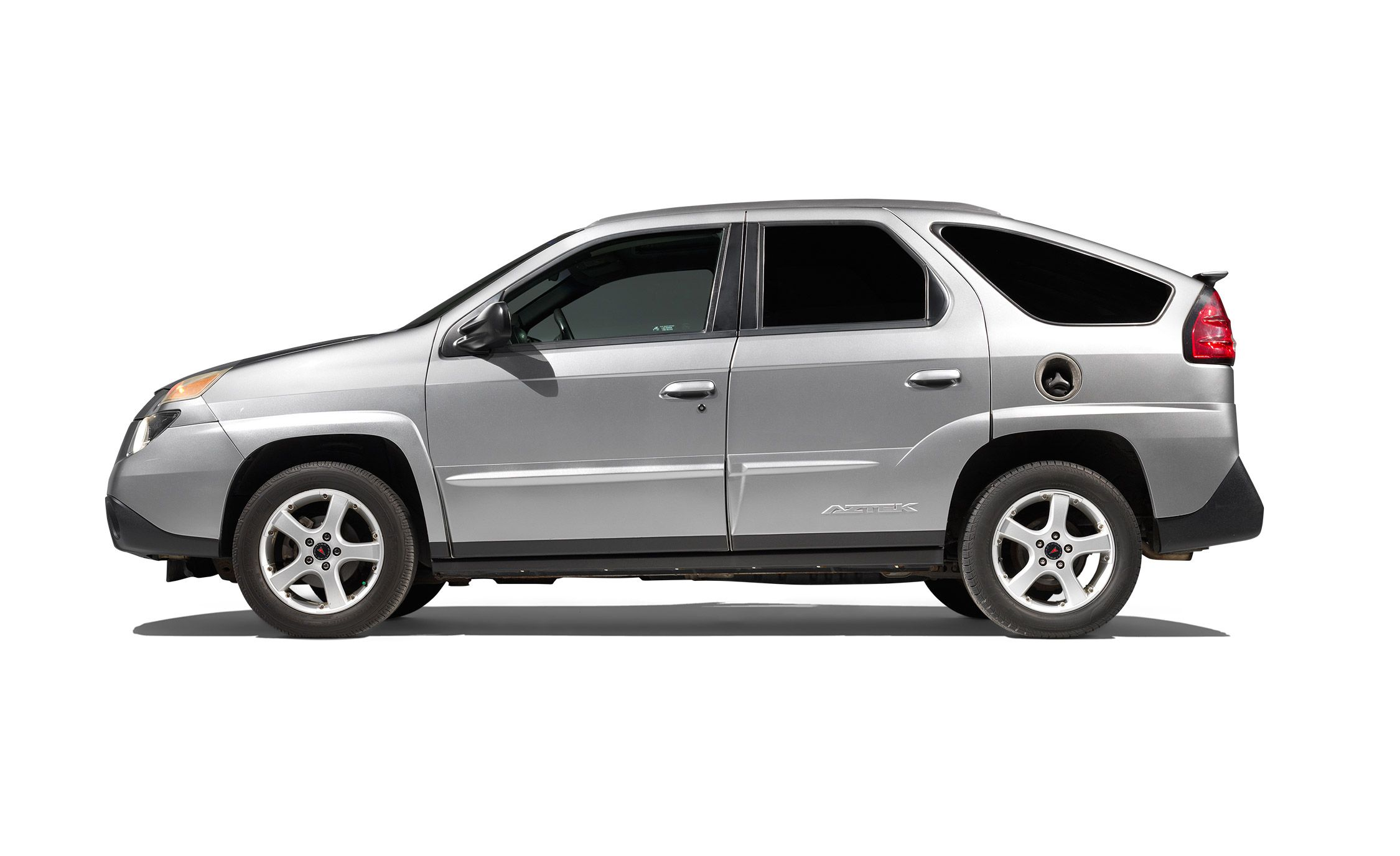 Best Forgotten: The Story of the Pontiac Aztek