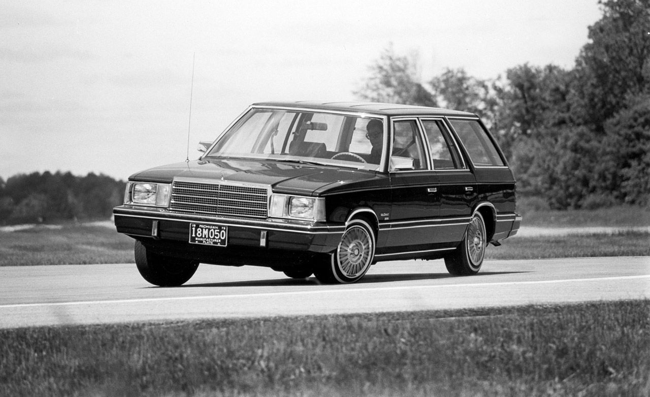 Remembering the K-Car: Chrysler's Savior Gets No Respect