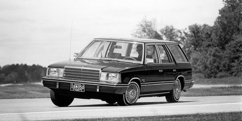 Remembering The K Car Chrysler S Savior Gets No Respect Feature