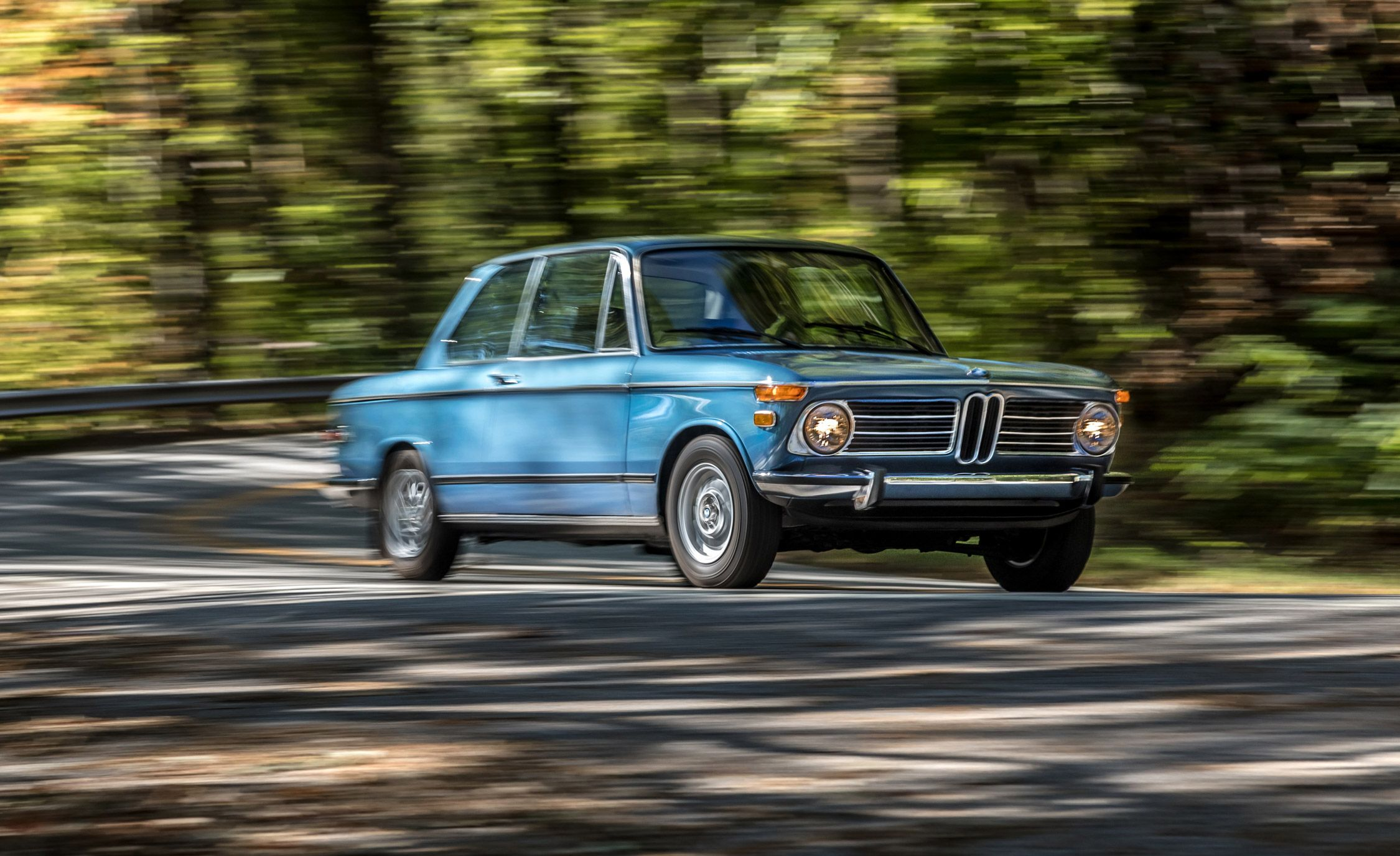 The BMW 2002: Rediscovering the Magic that Made It an Icon
