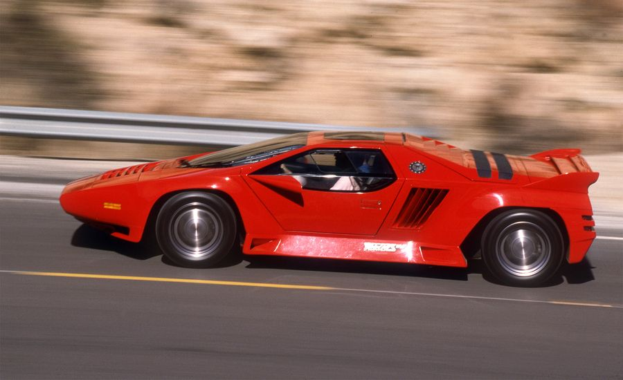 The Time We Tested a Vector W8 Highlights Why We Test Cars in the First Place
