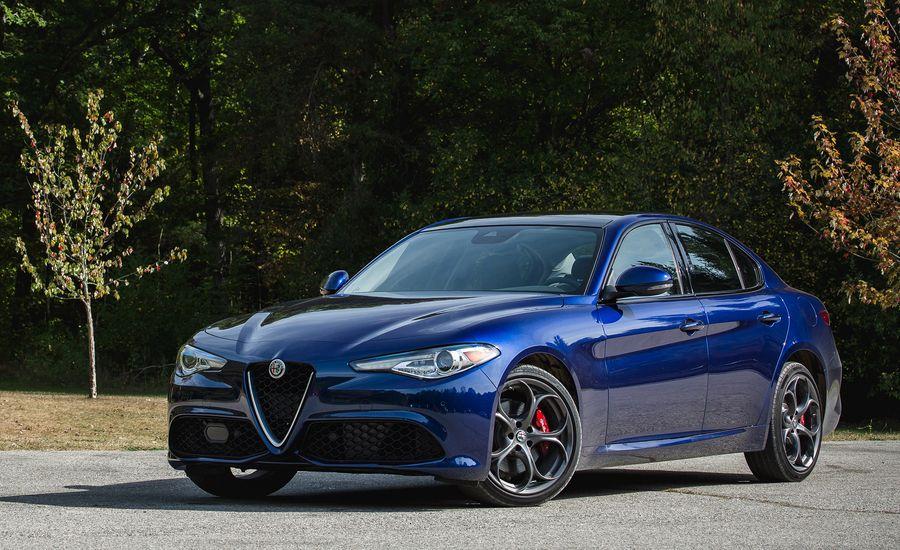 Alfa Romeo Giulia / Giulia Quadrifoglio