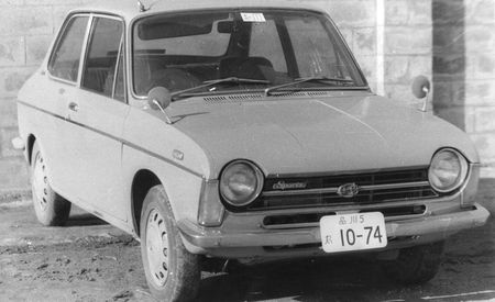 From the Archives: 1969 Subaru 1000 Sports First Test