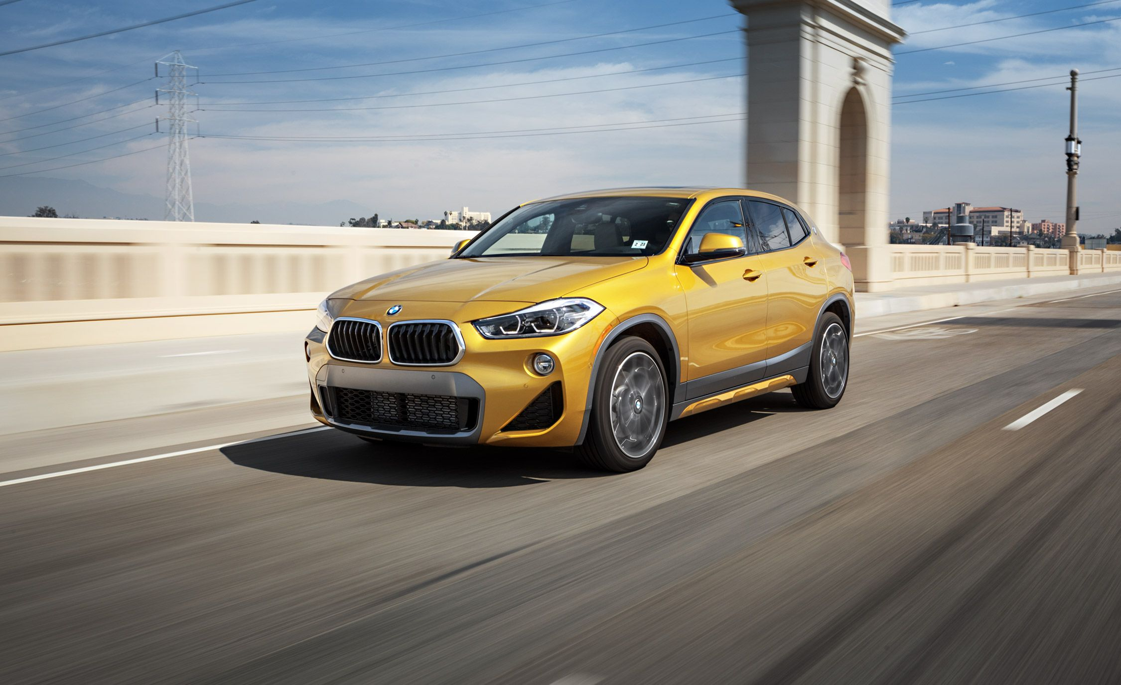 2019 bmw x2 reviews bmw x2 price photos and specs car and driver. Black Bedroom Furniture Sets. Home Design Ideas