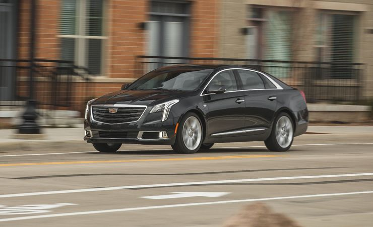 2018 Cadillac XTS V-Sport