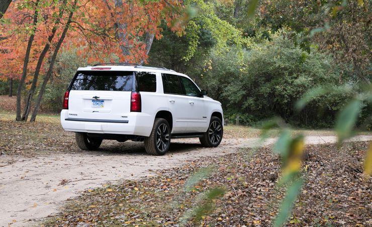 2018 Chevrolet Tahoe RST 6.2L 4WD