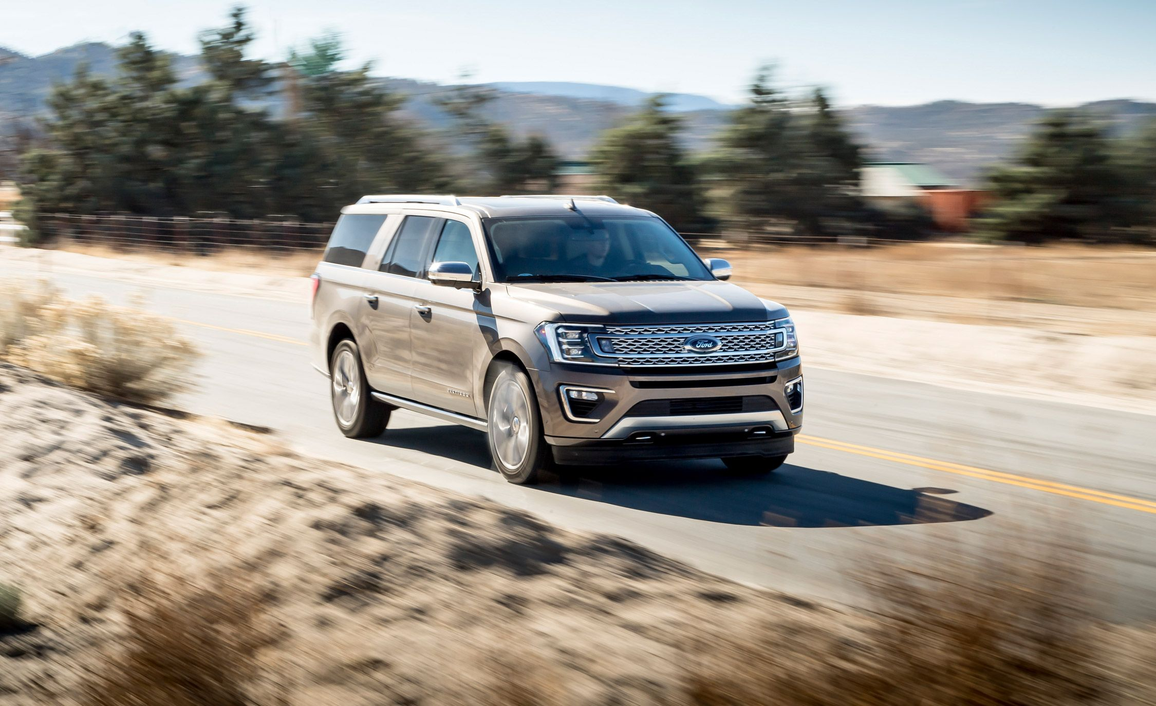 2018 ford expedition expedition max in depth model review car and driver