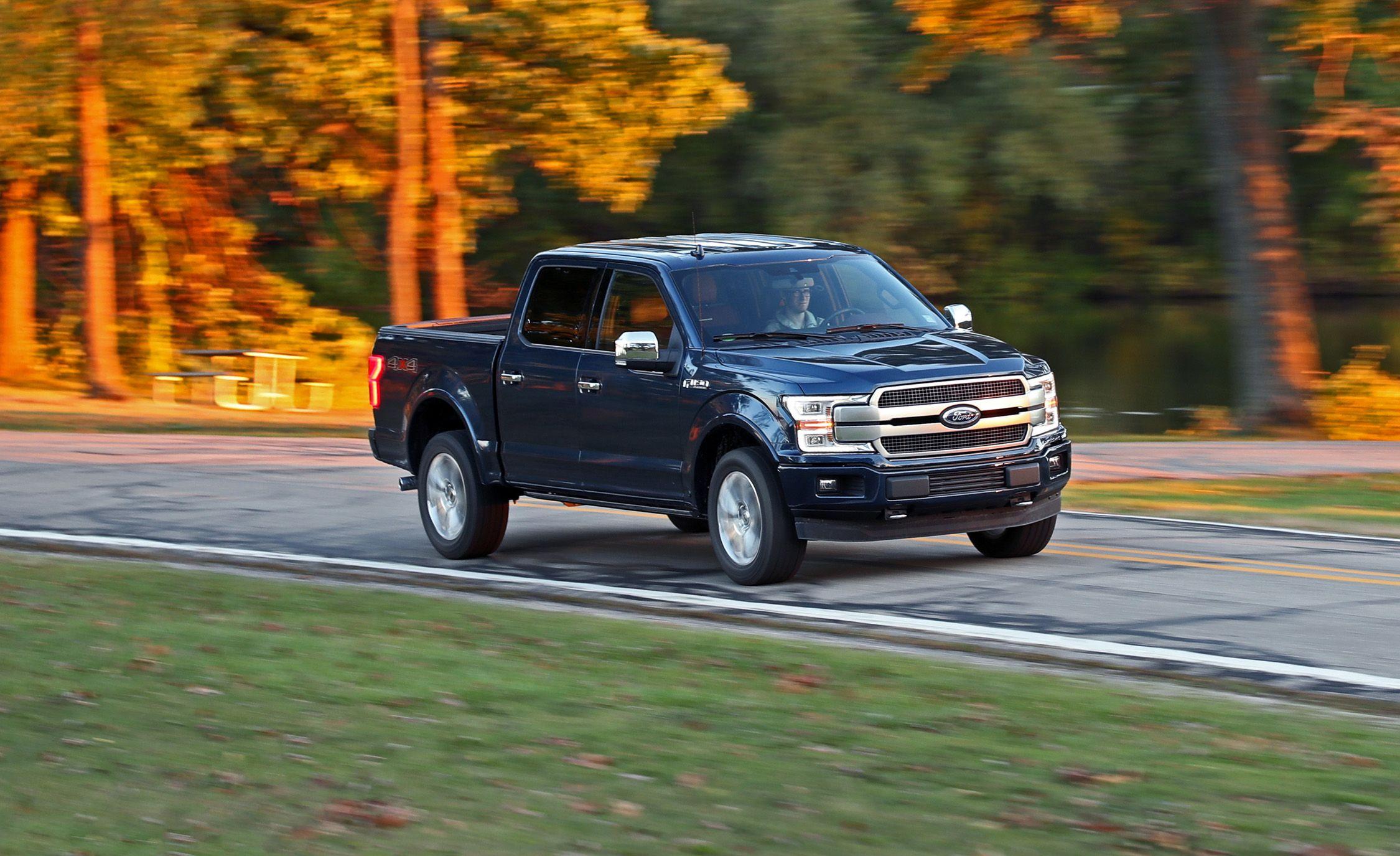 Ford F L V  X Supercrew