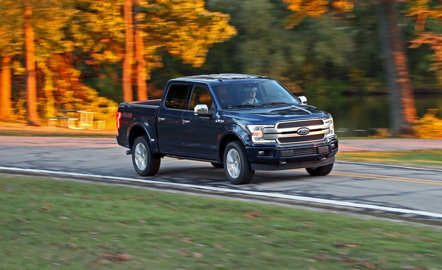 ford       supercrew review car  driver