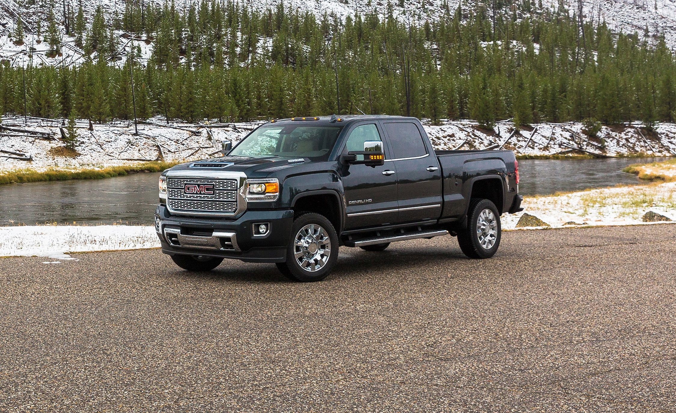 2018 GMC Sierra 2500HD | Review | Car and Driver