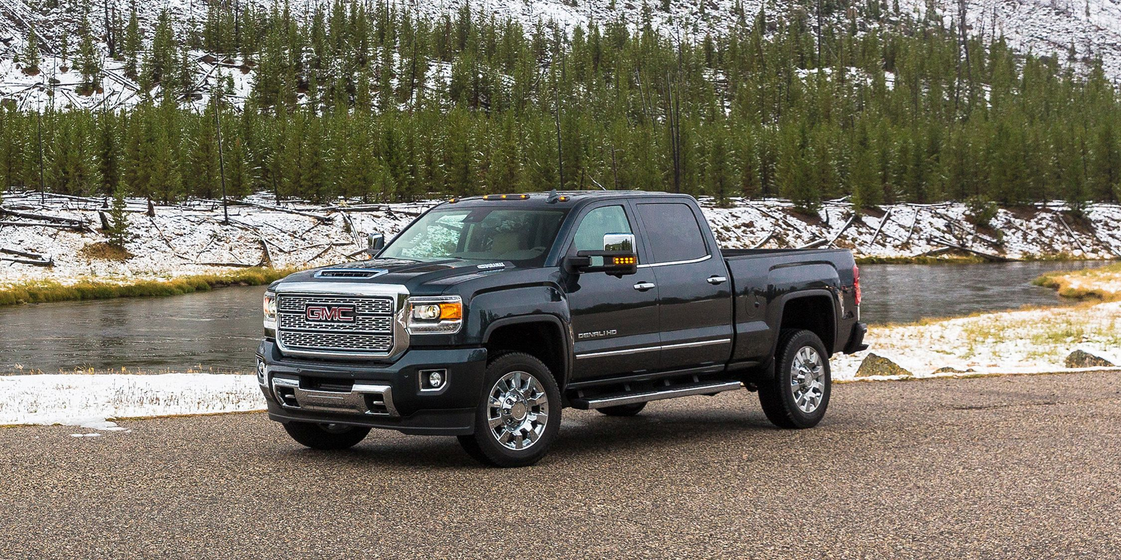 2018 Gmc Sierra 2500hd Review Car And Driver
