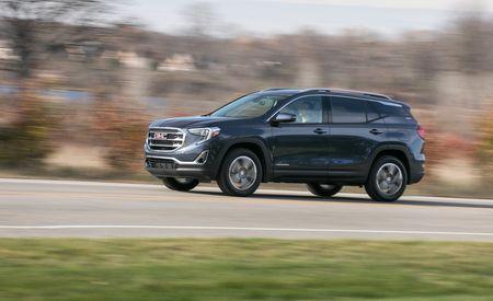2018 GMC Terrain Diesel AWD
