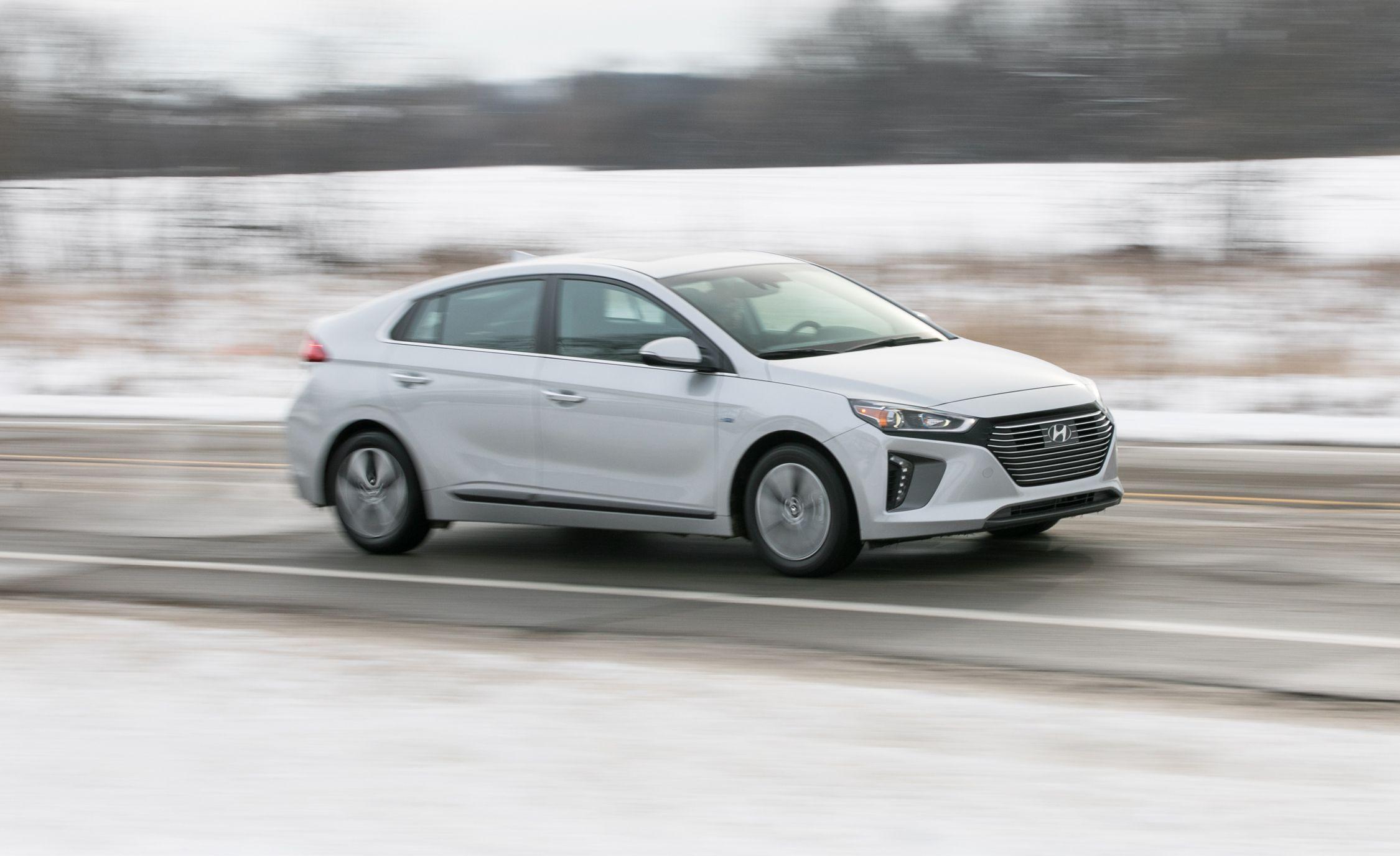 Hyundai ioniq 0-60