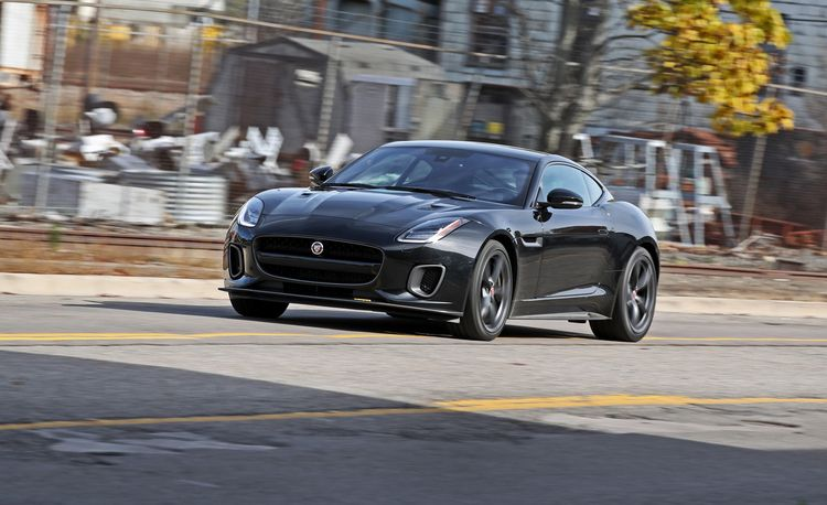 2018 Jaguar F-type 400 Sport AWD Coupe