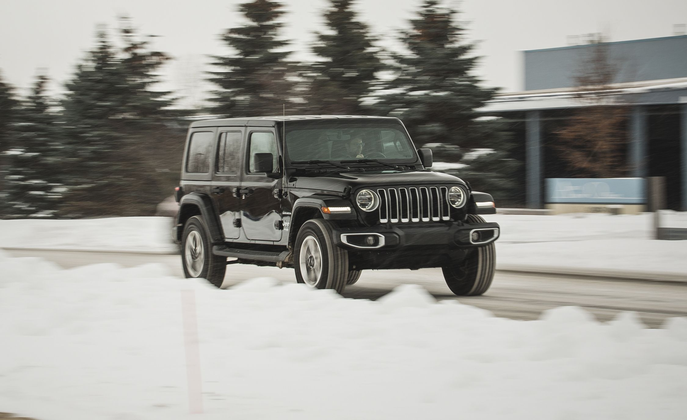 2018 Jeep Wrangler First Drive Review Car And Driver