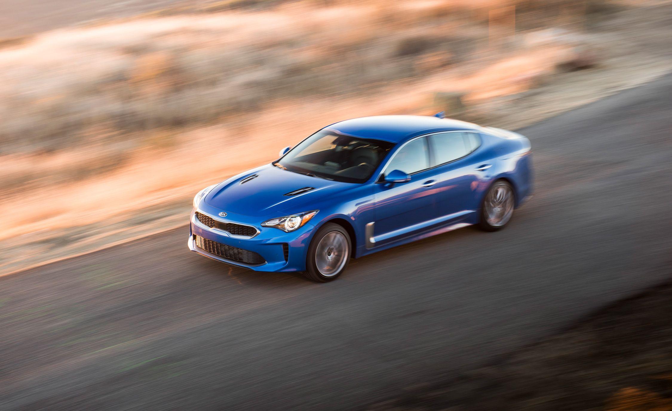 Kia Stinger Reviews Price Photos And Specs Car Driver
