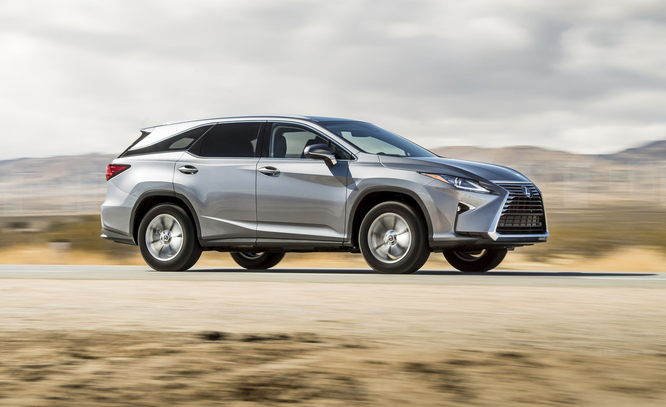 2018 lexus rx350l fwd test review car and driver photo 703697 s original