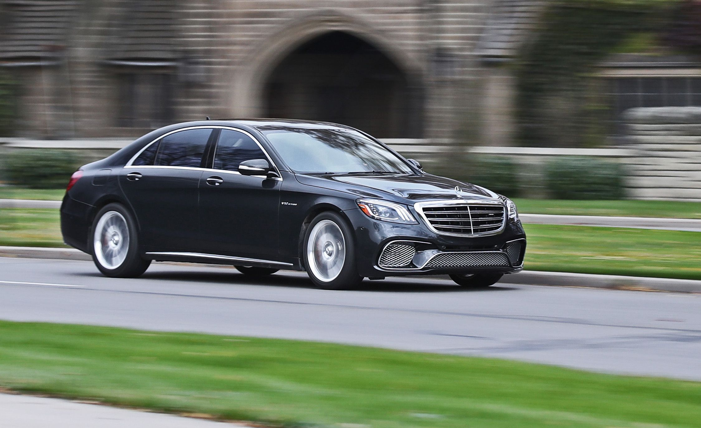 Mercedes Benz Net Worth >> 2018 Mercedes Amg S65 Sedan Test Review Car And Driver