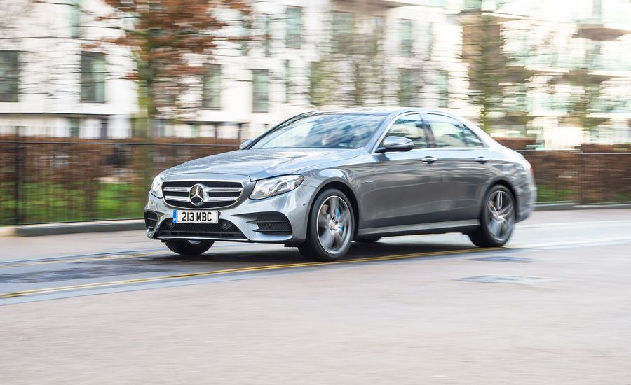 2018 Mercedes-Benz E350e Plug-In Hybrid