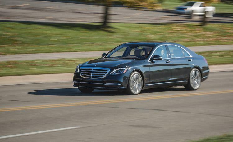 2018 Mercedes-Benz S450 RWD / S450 4Matic