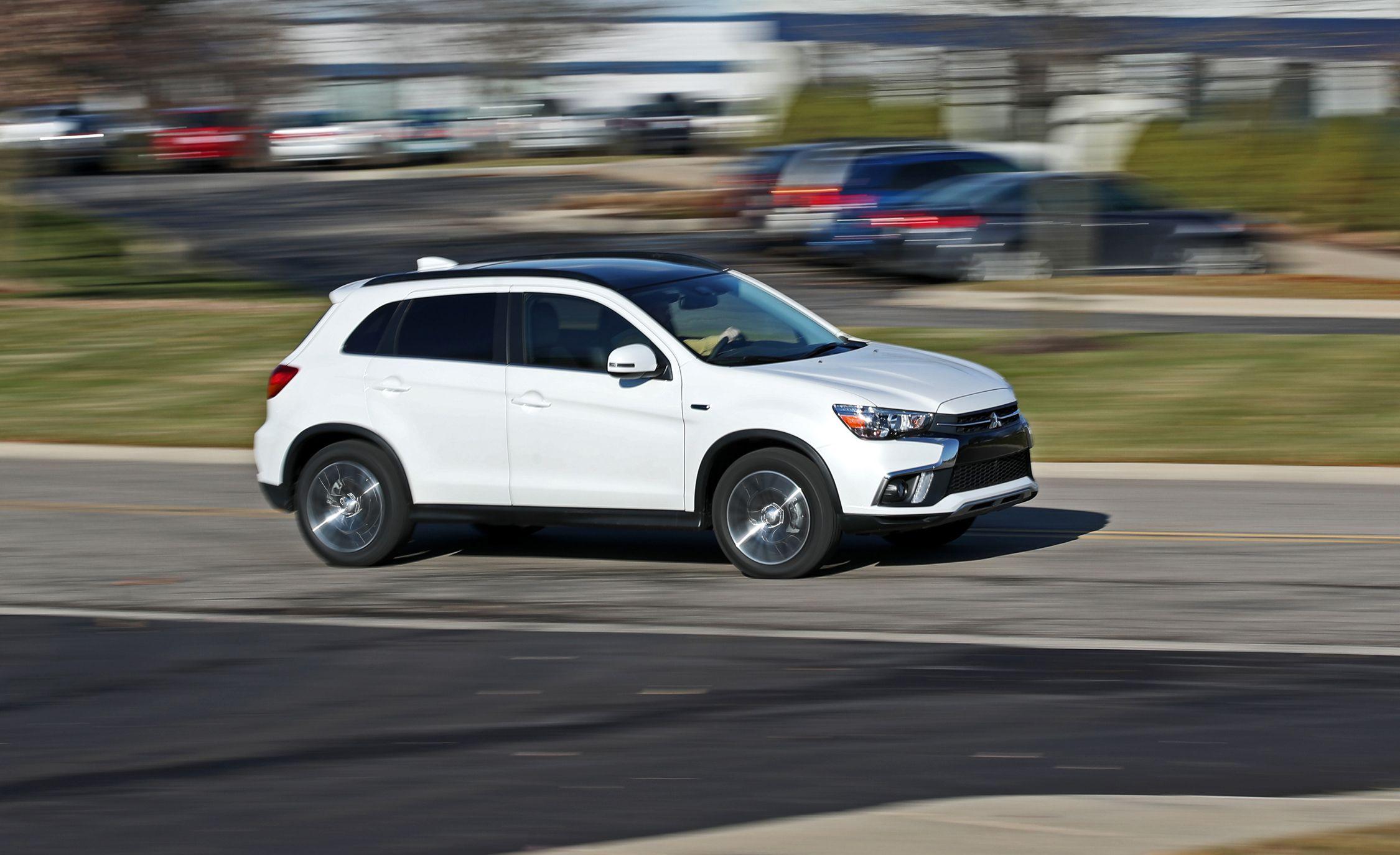 Mitsubishi all wheel drive