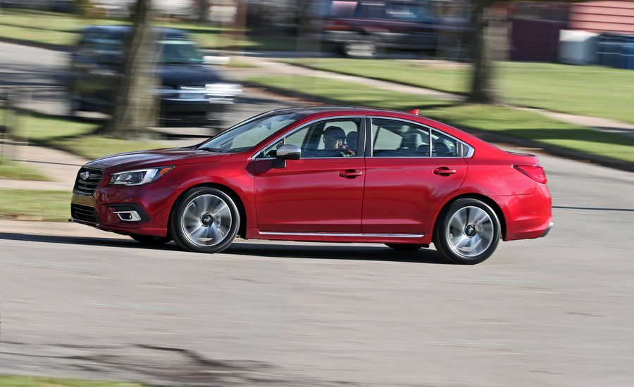 2018 Subaru Legacy 2.5L
