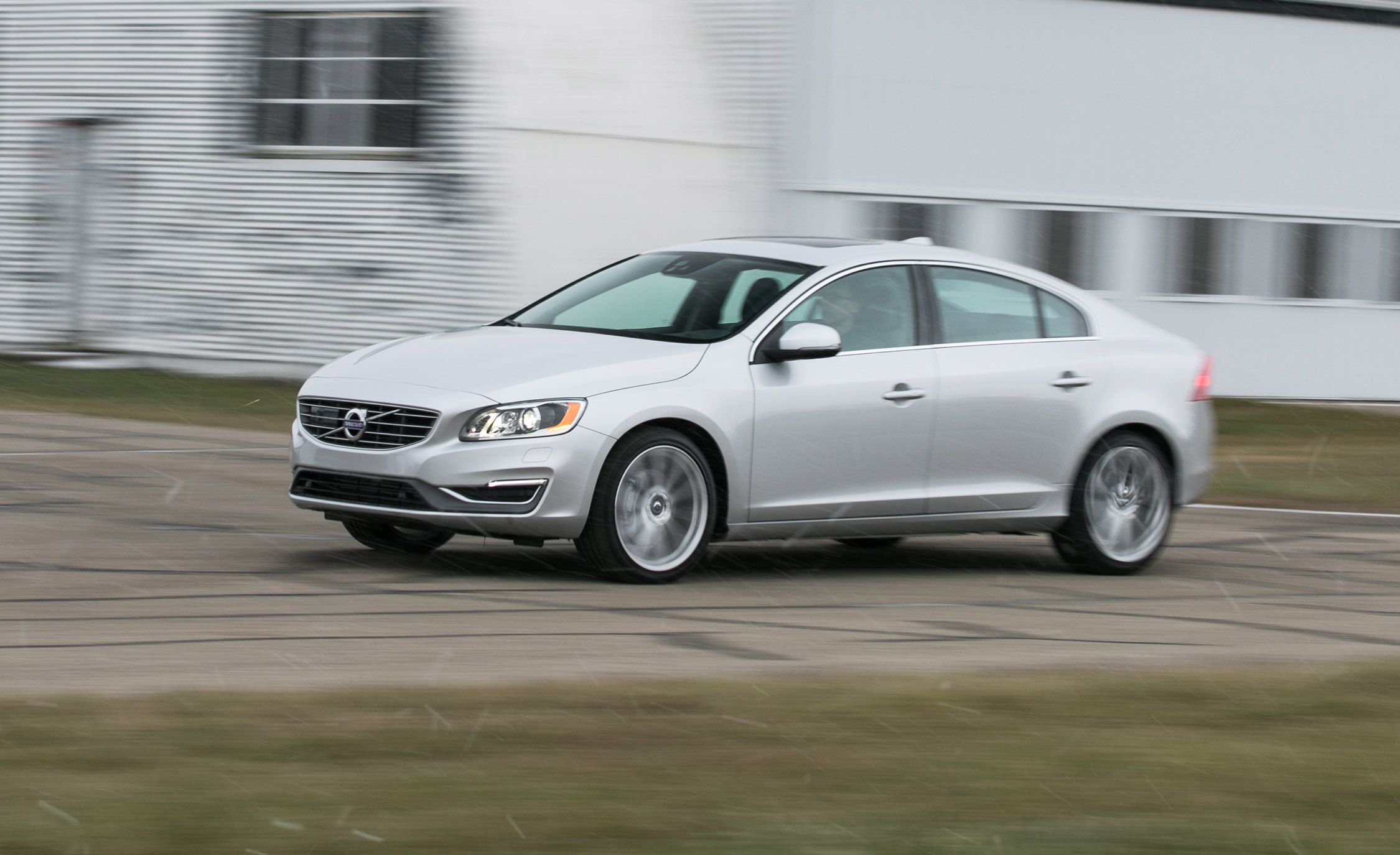 Volvo s60 used car review