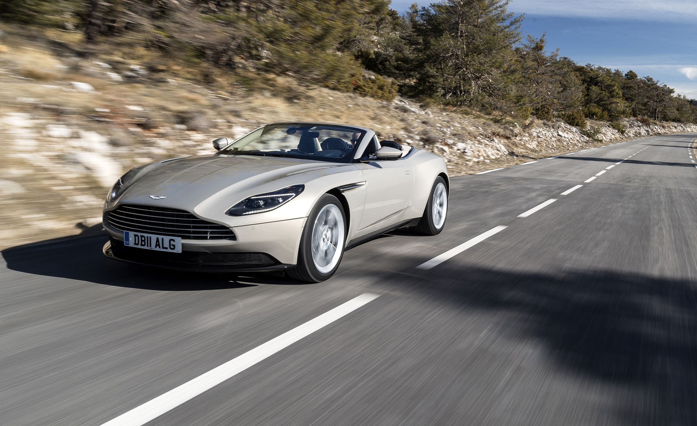 2019 Aston Martin Db11 Reviews Aston Martin Db11 Price Photos