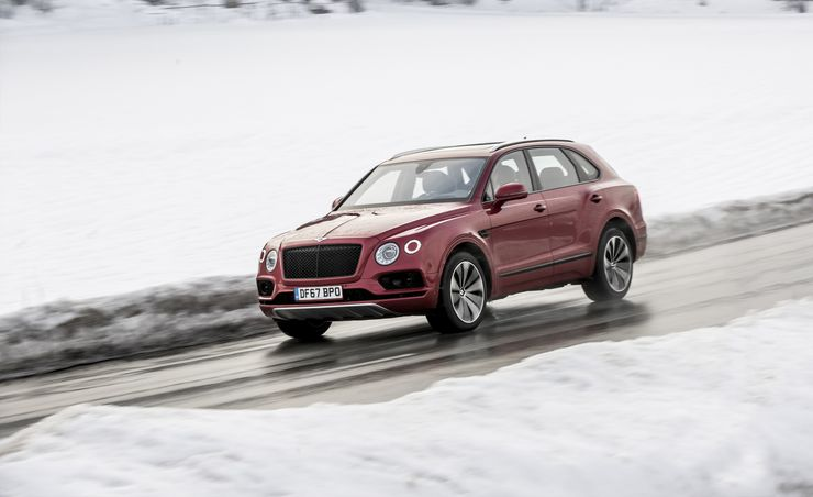 2019 Bentley Bentayga V-8