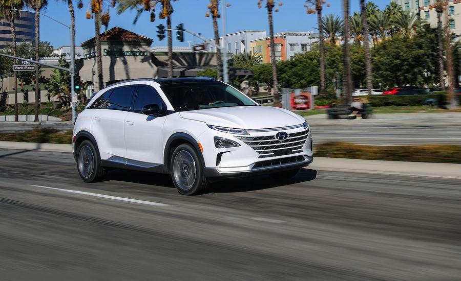 2019 Hyundai Nexo First Drive | Review | Car and Driver