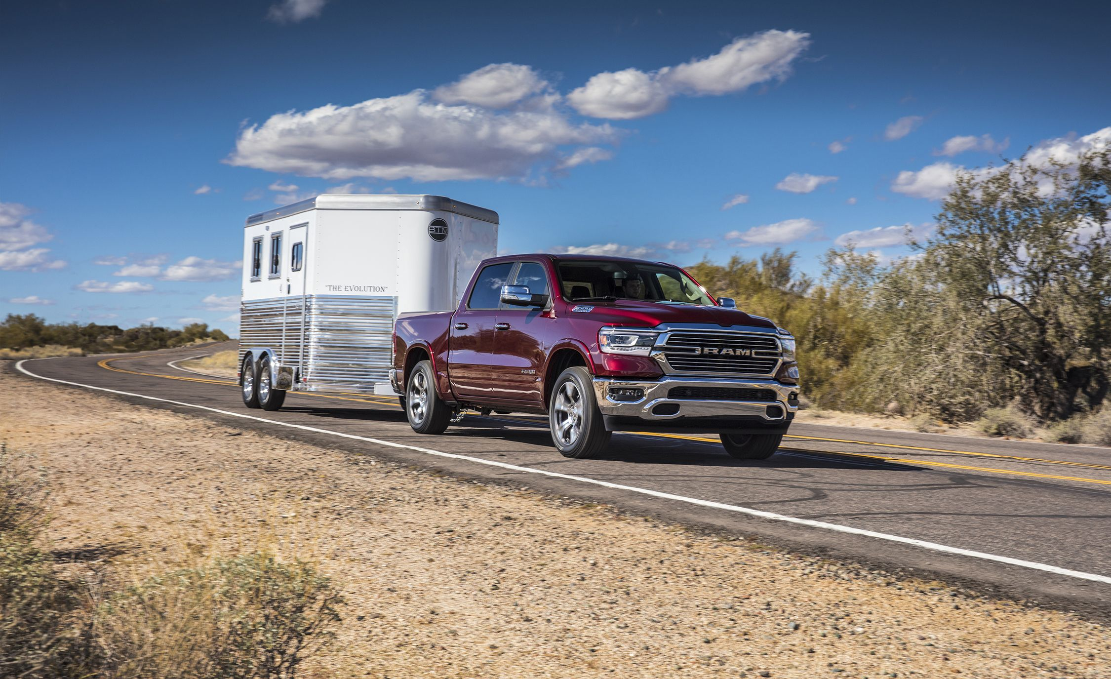 New Dodge Truck >> 2019 Ram 1500 First Drive | Review | Car and Driver
