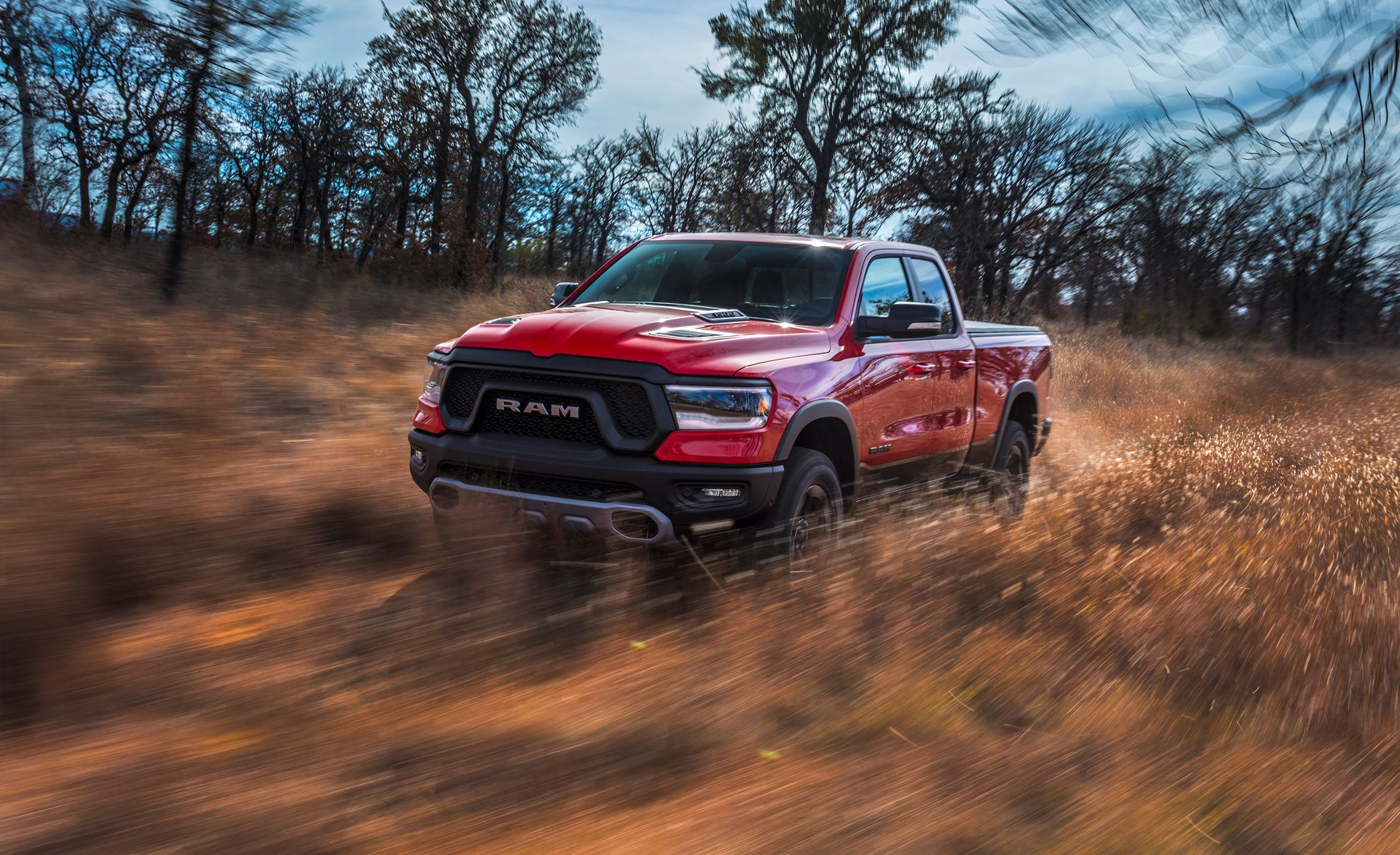 My Ford Benefits >> 2019 Ram 1500 Rebel First Drive | Review | Car and Driver