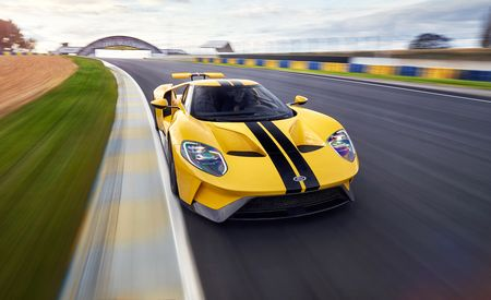 Ford GT Full Test: La Ford in La France!