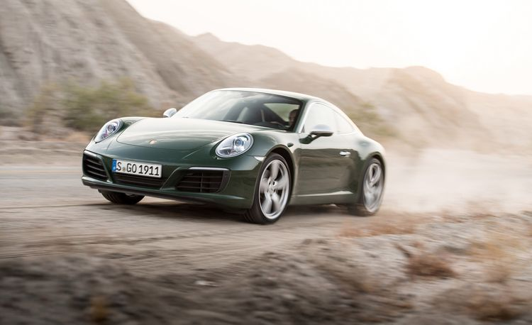 One in a Million: We Test the Millionth Porsche 911!