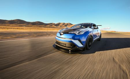 We Drive the Wild Toyota C-HR R-Tuned!