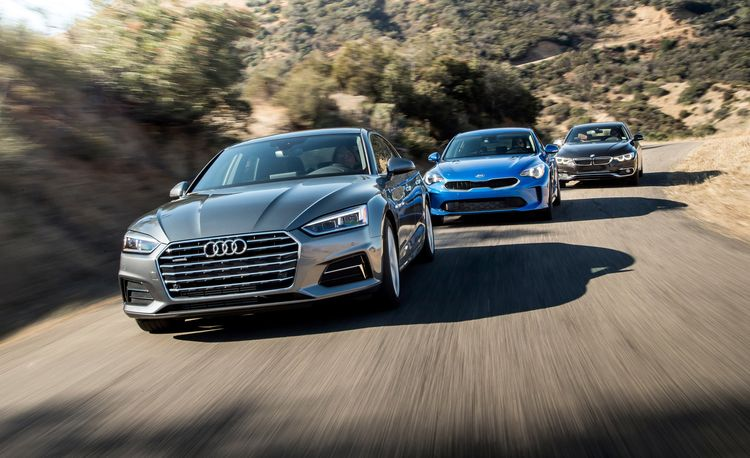 2018 Audi S5 Sportback | Engine and Transmission Review | Car and Driver