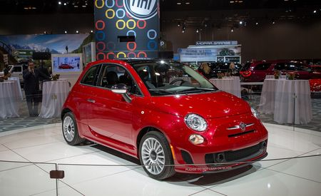 2018 Fiat 500: Reinvigorated with a Standard Turbo
