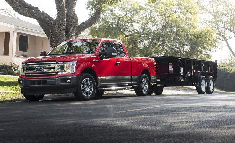 2018 Ford F-150 Diesel: The Best-Selling Pickup Gets a Power Stroke