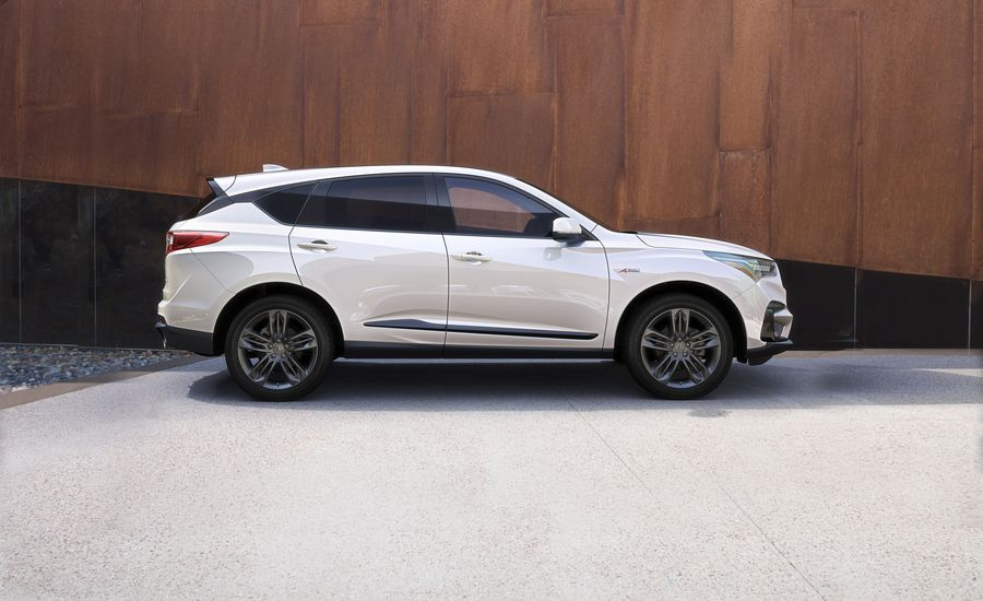 Acura RDX Crossover Official Photos And Info News Car And - Acura rdx tires