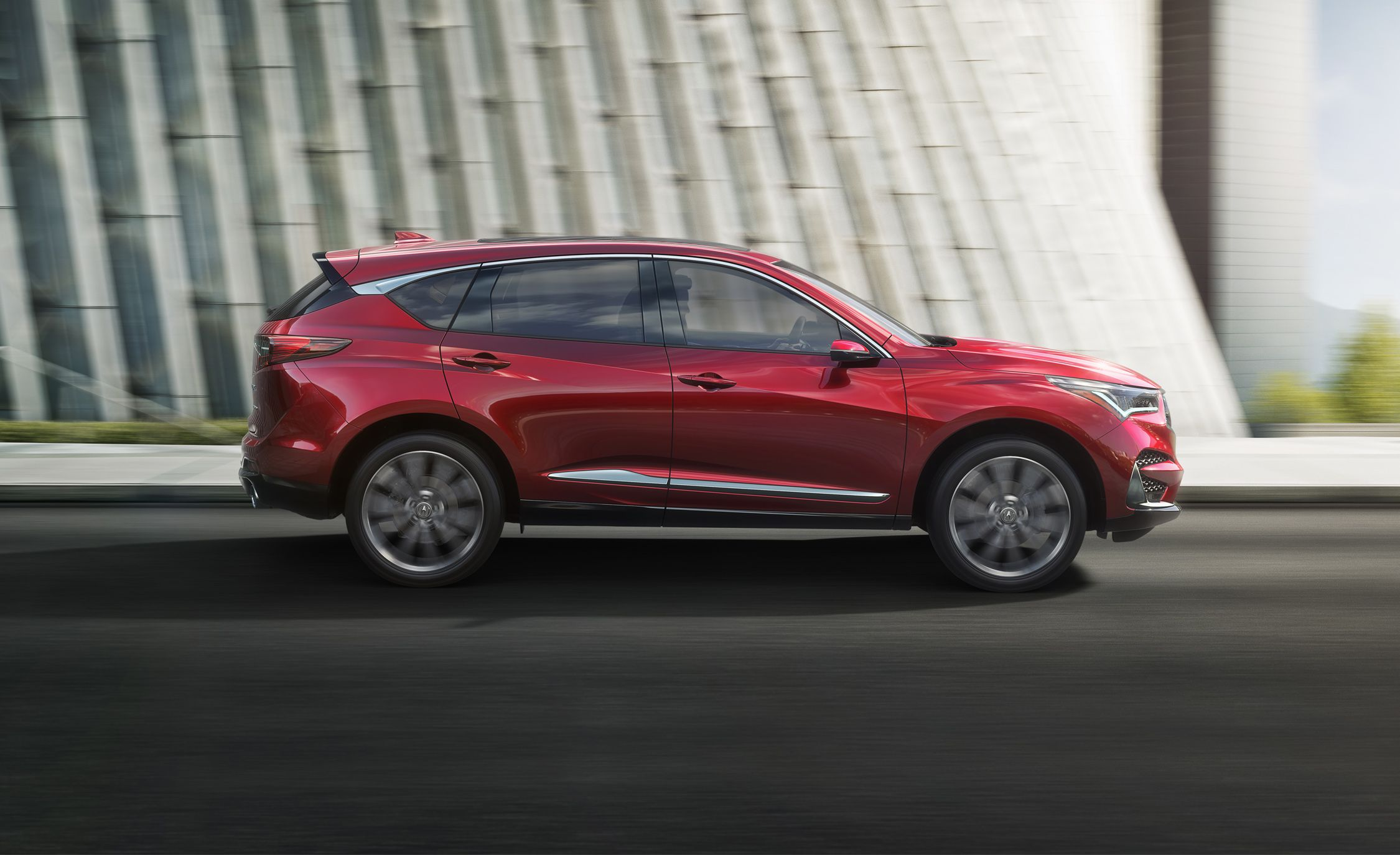 2019 Acura RDX Prototype: A Thinly Veiled Peek at the Production Model