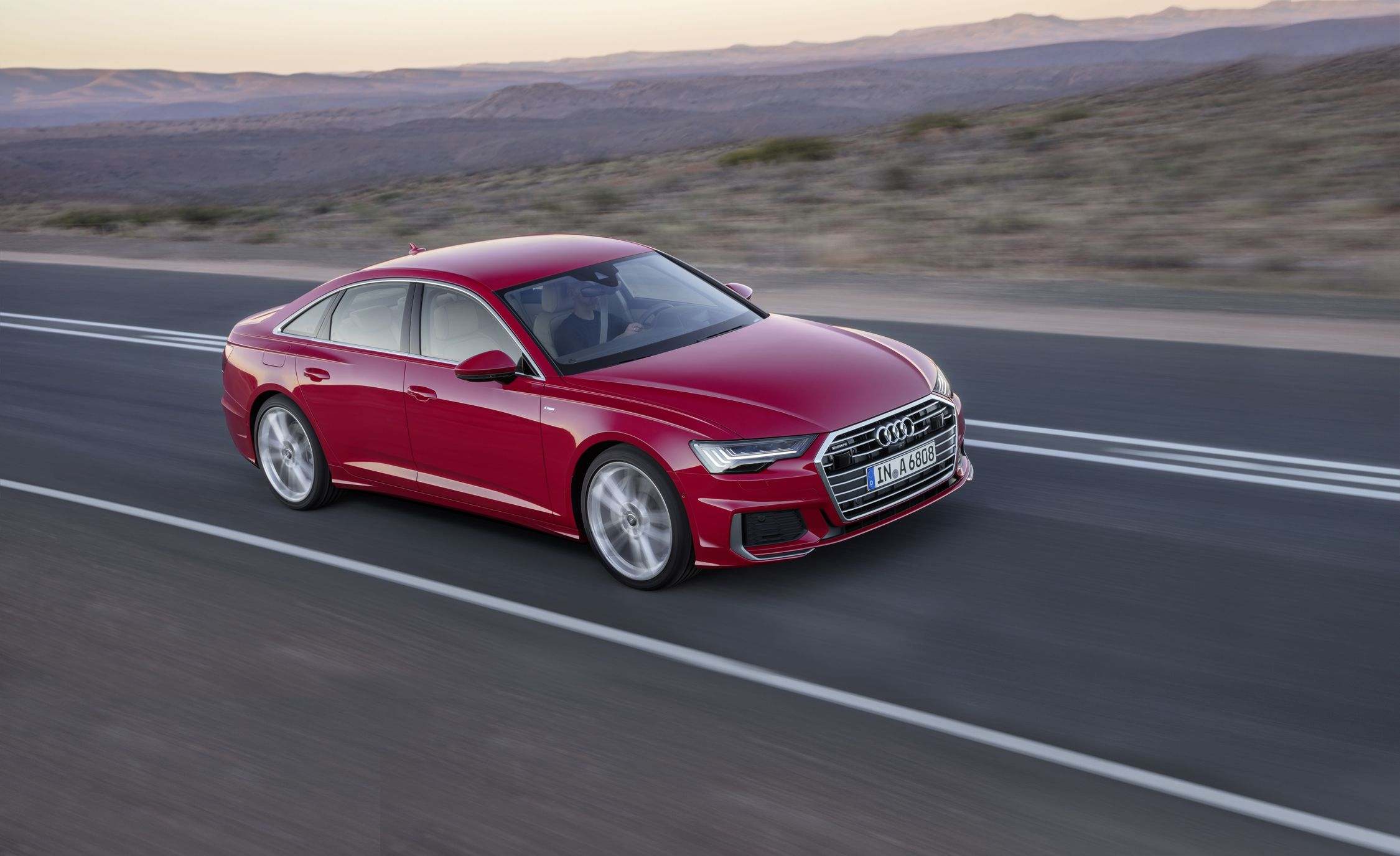 2016 Audi A6 20t Quattro Test Review Car And Driver A3 2 0t Engine Diagram