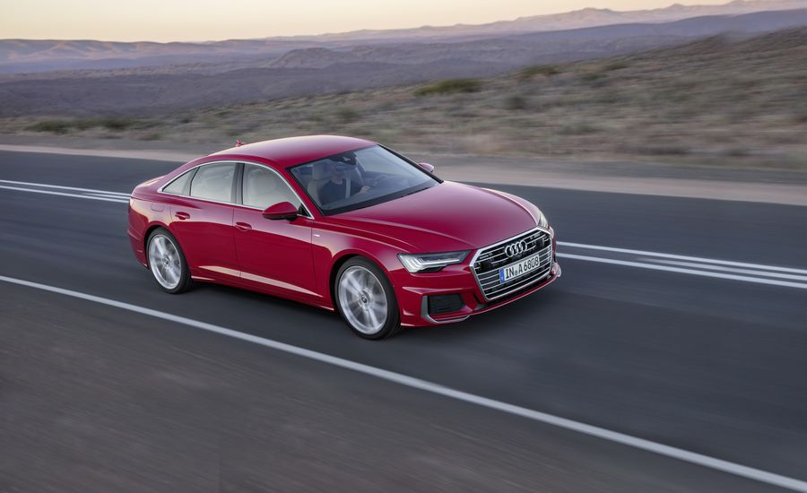 Audi A Official Photos And Info News Car And Driver - Audi official