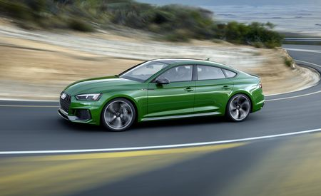2019 Audi RS5 Sportback: America First