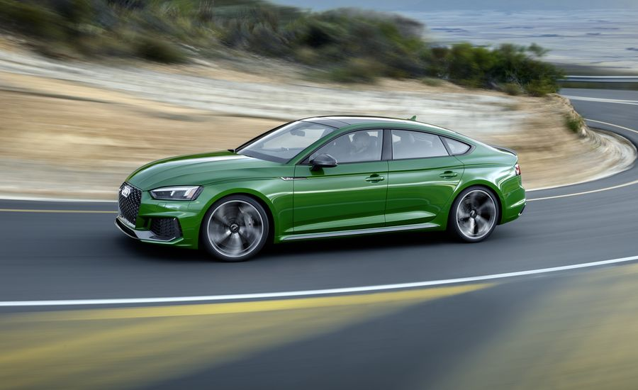 Audi RS Sportback Official Photos And Information News Car - Audi a5 sportback us
