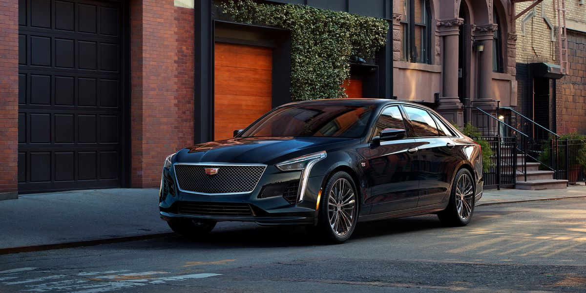 2019 Cadillac CT6-V Price Announced – New V-8 Luxury Sedan