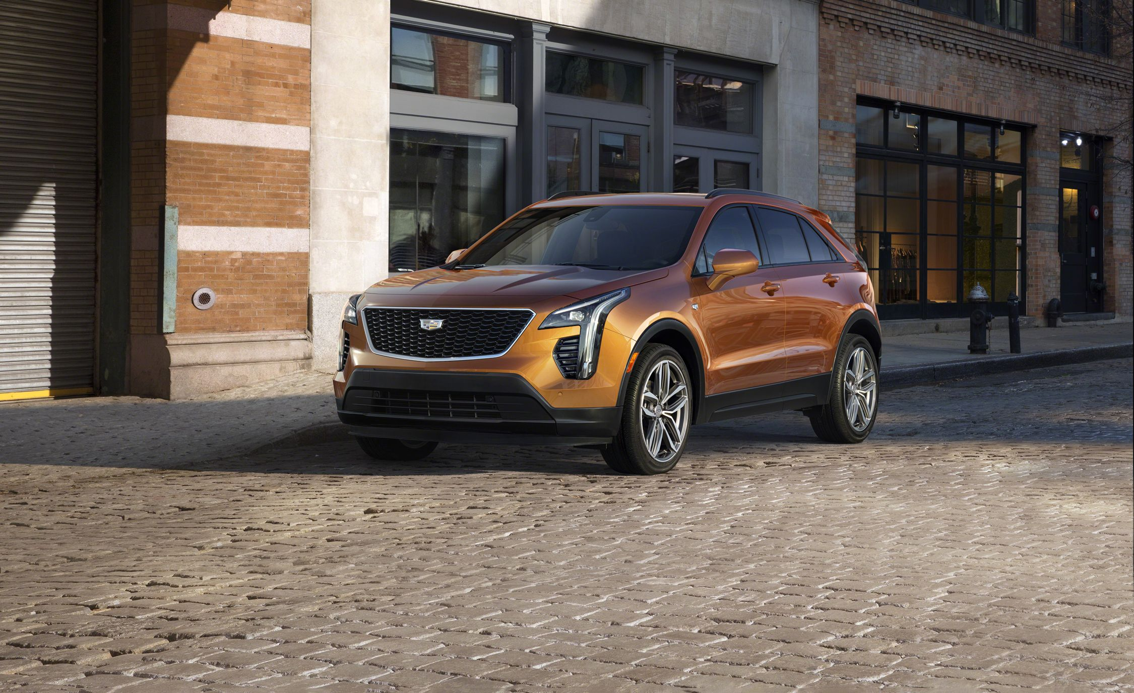 2019 Cadillac XT4: Finally, a Smaller Caddy Crossover