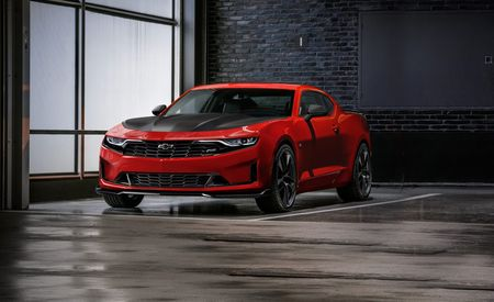 2019 Chevrolet Camaro 2.0T 1LE: A 1LE for the Masses