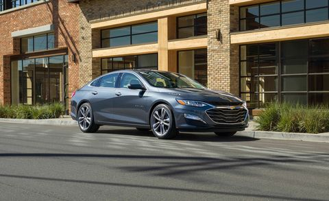 Chevrolet Is Rolling Out A Slew Of Updates To The Malibu Mid Size Sedan For 2019 Changes Touch Not Only Exterior And Interior Earance But Also
