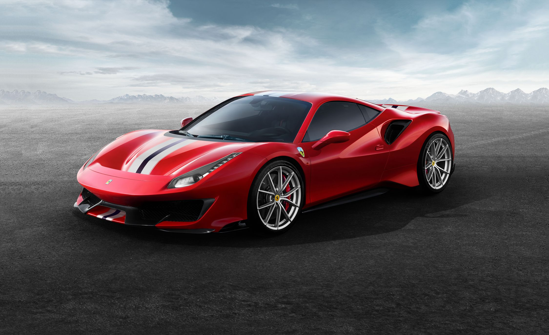 2019 Ferrari 488 Pista The 710 Hp Track Warrior Revealed